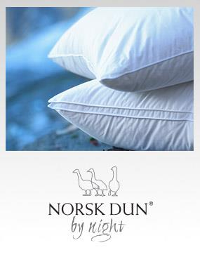Norsk dun by night